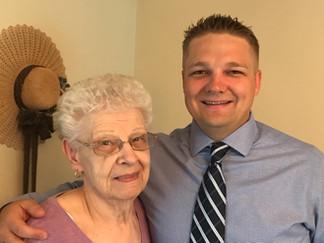Legislator's grandmother, a CRNA, lives life of caring