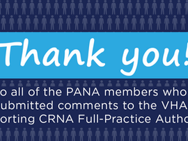 Thank you for supporting the VHA Initiative!