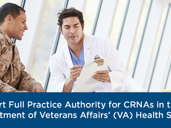 Take Action for Full Practice Authority with VHA