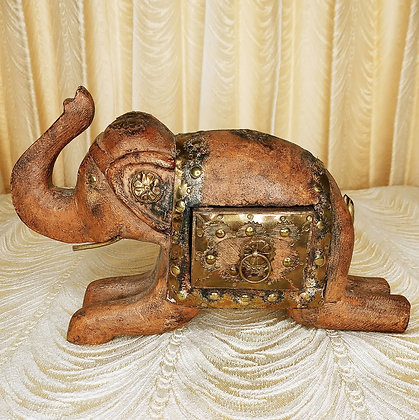 Elephant with Compartment