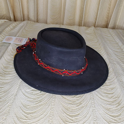 Swag man Cow Hide Hat Size Medium
