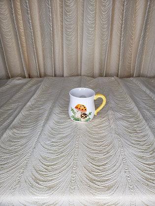 Arnel Mushroom Tea Cup (2 available)