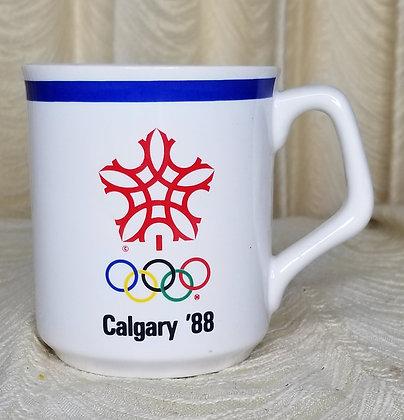 '88 Calgary Olympics Mug