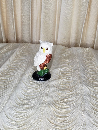 "One 5"" tall Ceramic Owl ( 2 Available)"