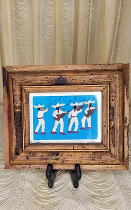 """Gloria Marin Rendon Embroidery Art 8""""x9"""""""