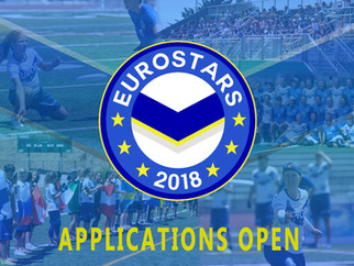 2018 Eurostars Player Applications are OPEN