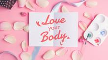 Saint-Valentin : déclarez votre amour à votre corps !