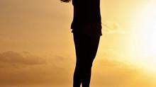Développement personnel, coaching et silhouette