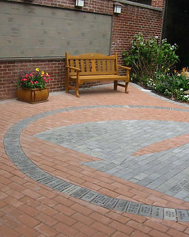 Engraved Bricks Donor Recognition
