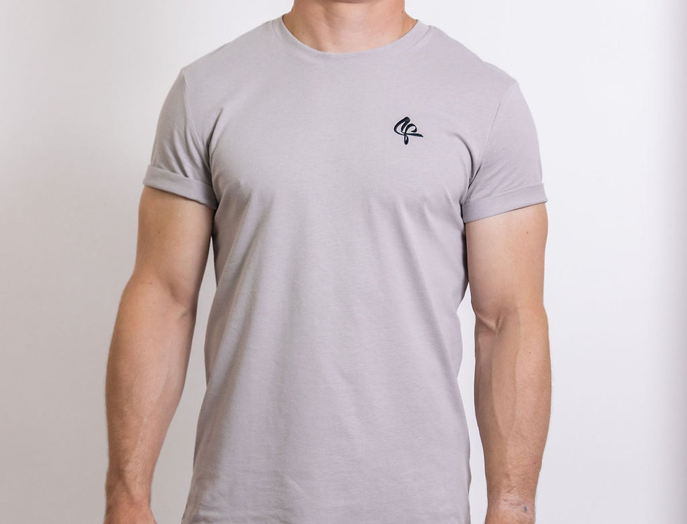 Organic Cotton T - Grey