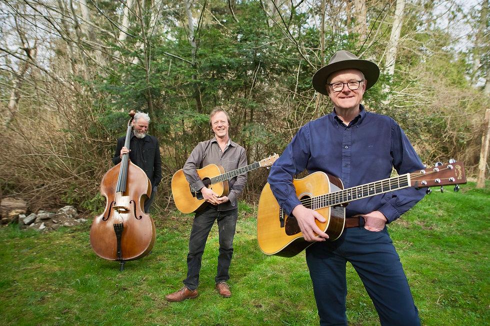 John McLachlan Trio – Scott White, Marc Atkinson, John McLachlan