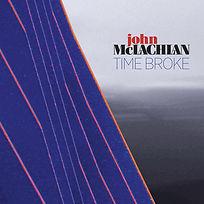 Time Broke Album Cover