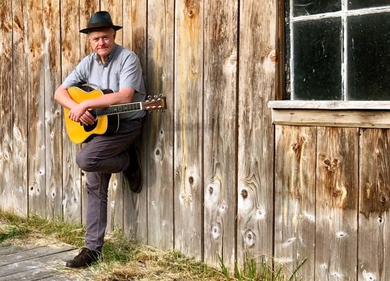 John at the Barn