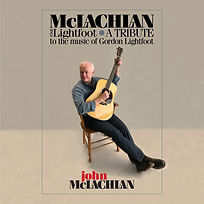 McLachlan Sings Lightfoot Album cover