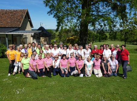 Dames de l'Allier - 15 Mai - St Pourçain