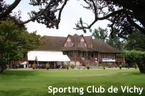 Le Sporting Club de Vichy à la Une