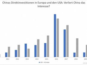 Chinas Investitionen in die EU und die USA