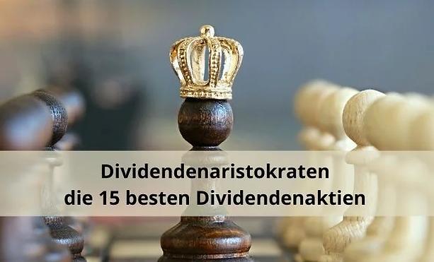 Dividendenaktien Top 15