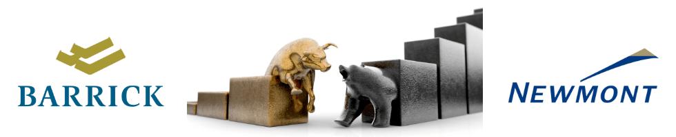 Barrick Gold Aktie oder Newmont Aktie ?
