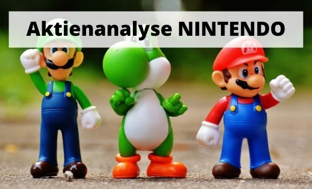 Nintendo Aktie Kursziel Analyse.webp