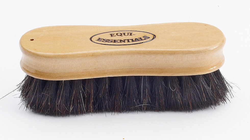 Face Brush with Soft Horse Hair Bristles