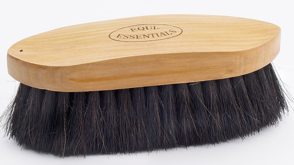 Dandy Brush with Soft Horse Hair Bristles