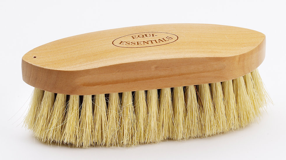 Dandy Brush with Medium Stiff Tampico Bristles