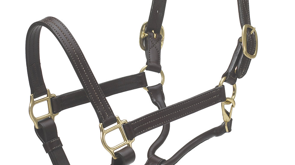 Triple Stitch Show Halter