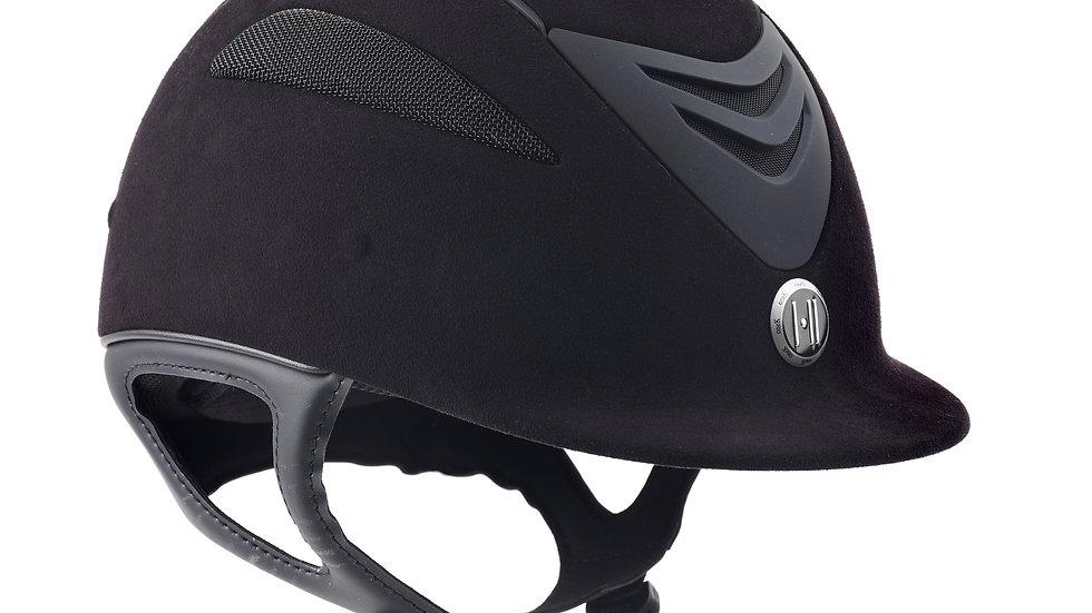 Defender Suede Junior Helmet