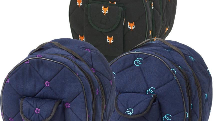 Centaur Embroidered Helmet Bag