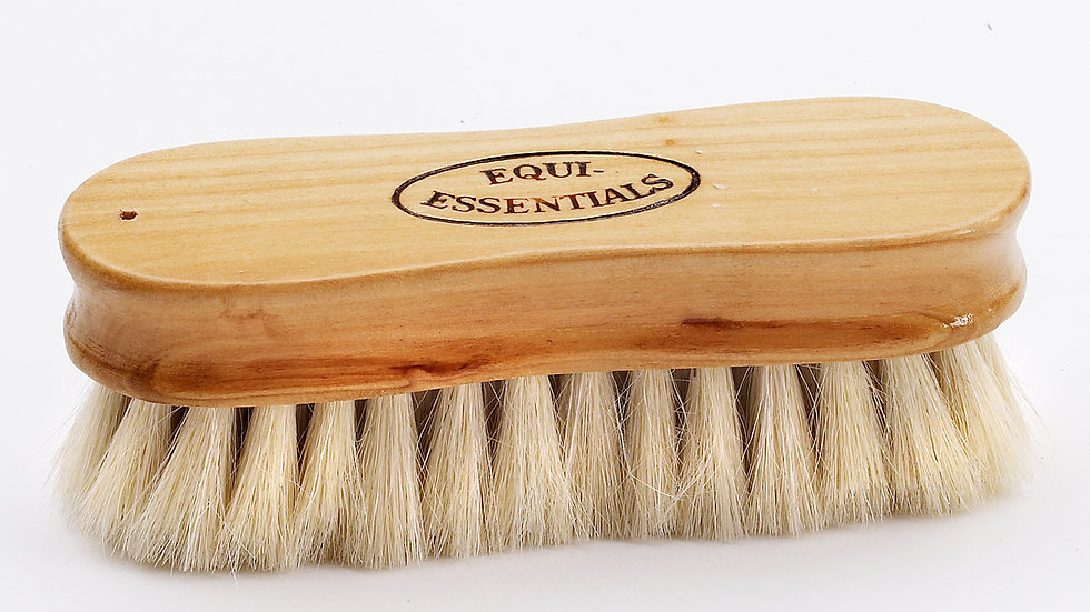 Face Brush with Super Soft Goat Hair Bristles