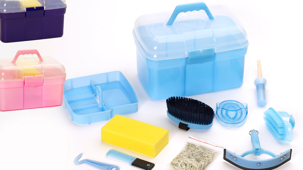 Jr. Grooming Box- 9-Piece