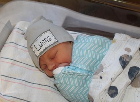 Lucas' Birth Story