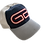 Thumbnail: Unstructured Mesh Back Retro Greenville Braves Hat