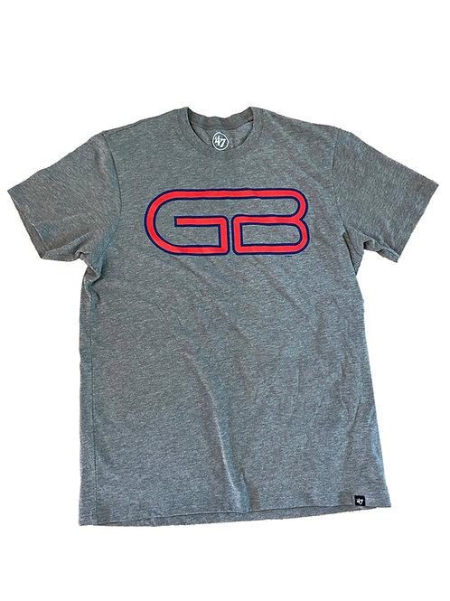 Greenville Braves Logo Tee