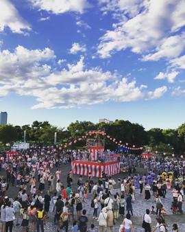 横浜盆踊り大会