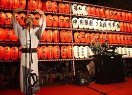 中野駅前大盆踊り大会