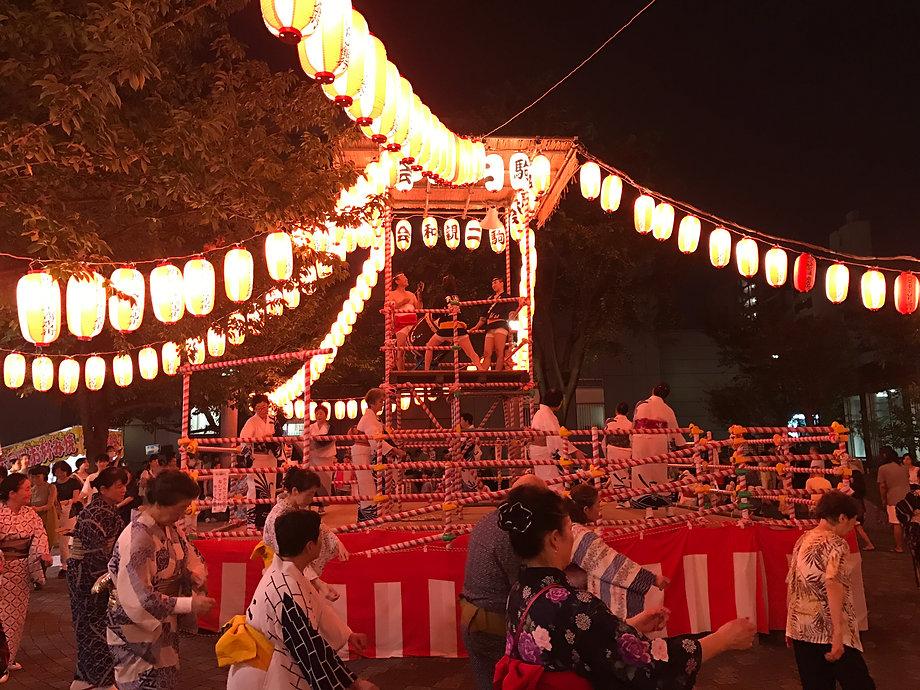 町の盆踊り大会.JPG