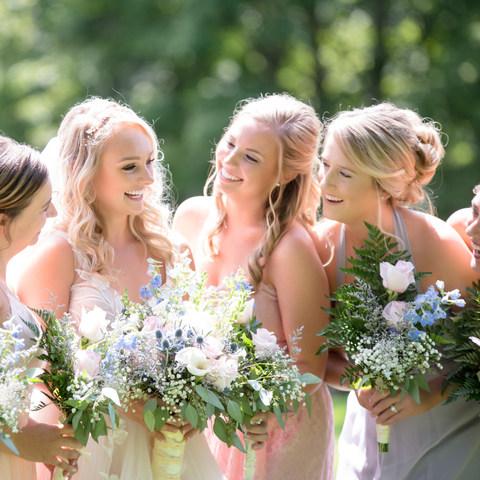 Canva - Selective Focus Photo Of Bridesm