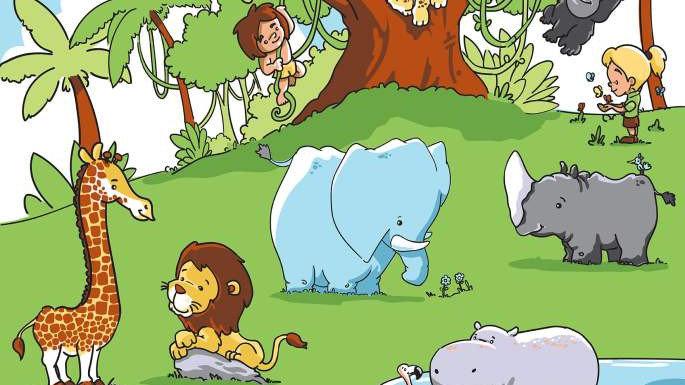 Tarzan Panels