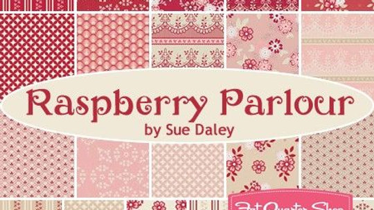 "Raspberry Parlour 5"" stacker"