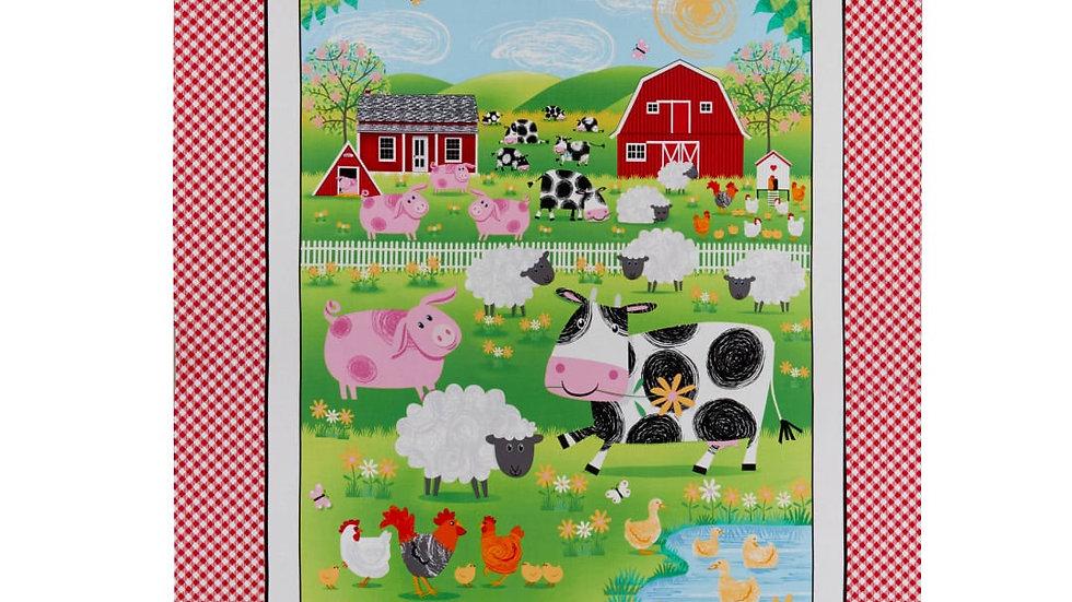 Best Friend Farm panel