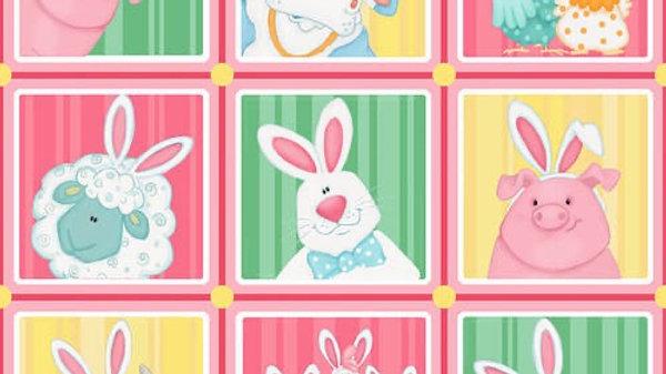 Down on the Bunny Farm