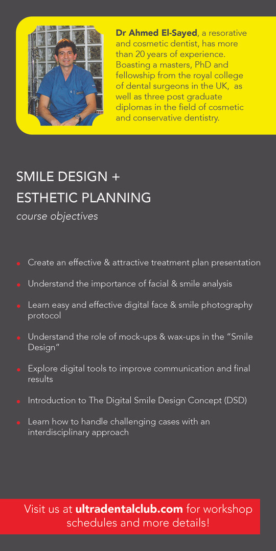 Smile Makeover Series - Contemporary