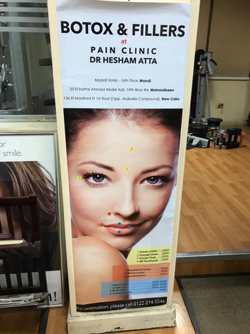 Botox & Fillers - Clean In Action