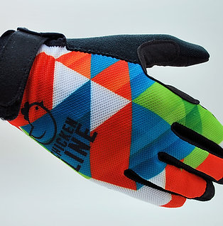 ChickenLine Ride Mojito - Women MTB Gloves