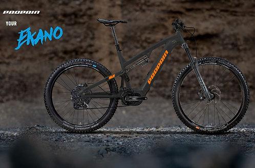 Propain EKANO 165 - Performance (2019) Enduro E-Bike