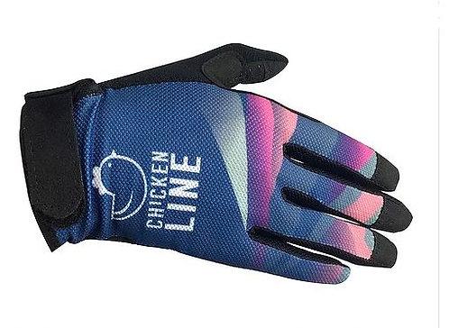 ChickenLine Drop Borealis - Women MTB Gloves