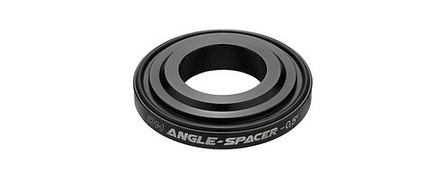 """- 0.5° DH Angle Spacer 1.5"""" reduces to 1 1/8"""""""
