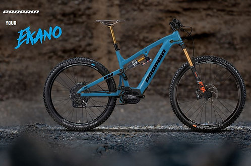 Propain EKANO 165 - HighEnd (2019) Enduro E-Bike